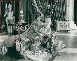 1951 Quo Vadis Ben Hur Julius Caesar movie prop Roman Officers sword gladius