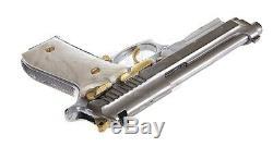 2 Guns Screen Used Movie prop Gun Papi Greco pistol w Coa Denzel Authentic Money