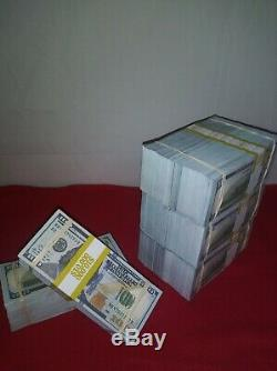 $300,000 Cube + 2, $50,000 Prop Money Stacks, Very Realistic For Movies, Videos