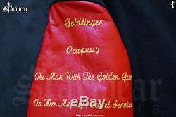 90s GoldenEye James Bond 007 Screen Worn Movie Prop Golden Gun Nintendo Jacket L