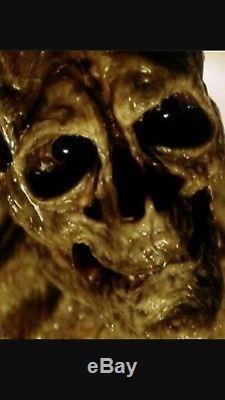 Alien Resurrection Original Movie Prop Baby Alien production bust