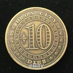 Alita Battle Angel Complete Coin set Movie Prop COA