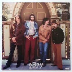 Almost Famous Original Movie Prop Stillwater To Begin With. Record Album Cover
