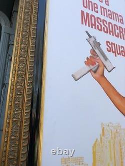 American Horror Story Prop Framed Movie Poster Prop Angela Bassett Marie Laveau