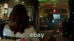Ash vs Evil Dead TV Show Trailer Tiki Lamp Prop Screen Used withBlood Splatter COA