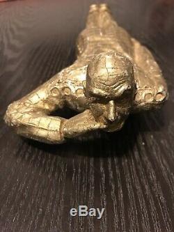 Austi Powers Gold Member Gold Submarine Movie Prop