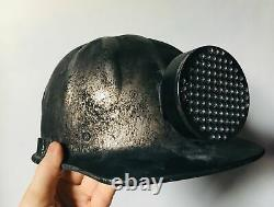 Authentic Hunger Games Gale's Mining Helmet Movie Prop