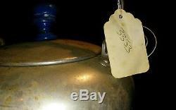 Authentic Prop from Ron Howard Jim Carrey 2000 movie The Grinch Seuss tea pot