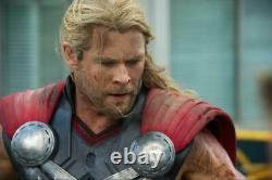 Avengers Age of Ultron (2015) Thor's Production Made Armour Disk Prop