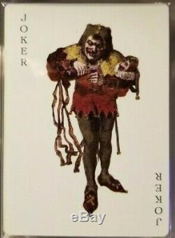 Batman The Dark Knight Production Made Joker Card 2008 Movie Prop
