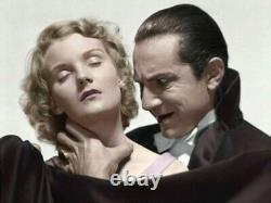 Bela Lugosi Prop Vampire Count Draculla Memorabilia Horror Movie Collectible A1