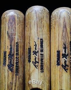 Billy Crystal Maris Mantle 61 Memorabilia Movie Props Baseball Bats