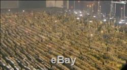 Blade Runner Hades landscape Prop Skyline Piece From 1982. Real Movie Prop