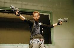 Blade Trinity Movie Prop Ryan Reynolds With Display