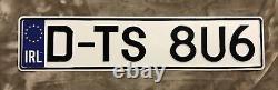 Boondock Saints II License Plates Multiple Sets Original Movie Prop