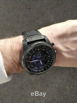 Breitling For Bentley MOVIE PROP Used by Jeremy Irons in JUSTICE LEAGUE