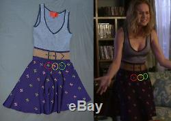 Brie Larson Original Worn Movie Costume Wardrobe Screen-Used Prop Captain Marvel