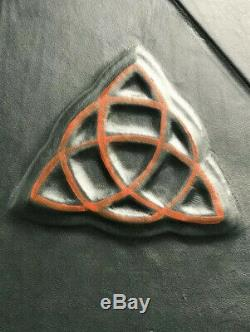 CHARMED BOOK OF SHADOWSREPLICA! PROP! Not Dvd Set! TV WITCHESWICCA PAGAN