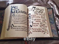 CHARMED BOOK OF SHADOWSREPLICA! PROP! Not Dvd Set! TV WITCHESWICCA XMAS