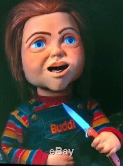 CHILD'S PLAY Screen Used CHUCKY'S KNIFE Movie Prop 2 3 bride seed curse of 2019
