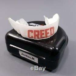 CREED 2 Michael B Jordan's CREED Mouth Guard Adonis Creed Movie Prop