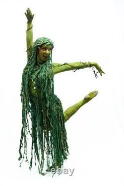 Chronicles of Narnia Movie Used Nymph Costume