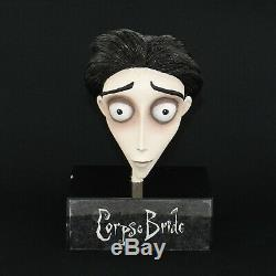 Corpse Bride (2005) Victor Van Dort Puppet Head'Cast from the Original