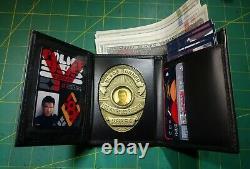 Deckard Wallet Blade Runner 2019 Original Design Version