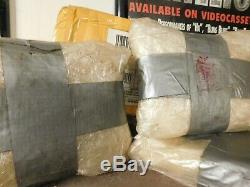 Departed screen used fake brick of cocaine w CoA Movie prop Leonardo Nicholson