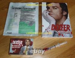 Dexter TV Prop Shirt David Zayas Angel Batista Screen Worn Movie Collection Lot