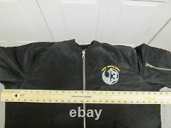 Disney Star Wars VII VIII IX New Prop Crew XL Jacket Free Movie Promo Hat Shirt
