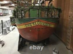 Doctor Dolittle The Flounder Boat 1967 Movie Prop 1 Of A Kind Rare Museum Piece