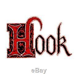 Dustin Hoffman's Captain Hook movie hook