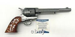 Emilio Estevez Signed Autograph Prop Gun The Kid Young Guns Beckett Bas 3