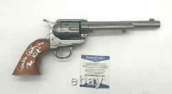 Emilio Estevez Young Guns Autograph Signed'the Kid' Prop Gun Beckett Bas 1