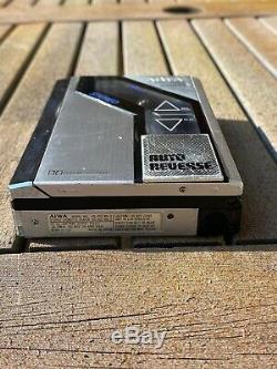 Extremely Rare Back To The Future Aiwa HS-P02Mkii Cassette Player Marty Prop