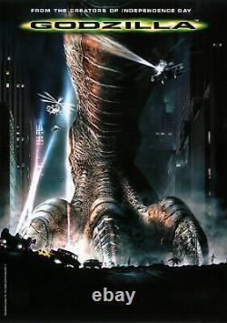 Extremely Rare! Godzilla Original Screen Used Baby Godzilla Egg Movie Prop