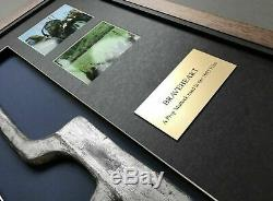 Extremely Rare! Mel Gibson Braveheart Original Screen Used Weapon Movie Prop