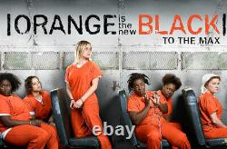 Extremely Rare! Netflix Orange is the New Black Original Screen Used Movie Props