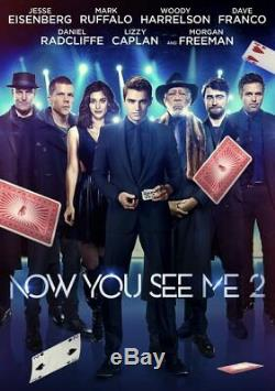 Extremely Rare! Now You See Me 2 Original Screen Used Sushi Tray Movie Prop