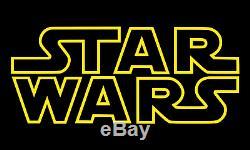 Extremely Rare! Star Wars Original Screen Used Piece Starkiller Set Movie Prop