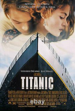 Extremely Rare! Titanic 1997 Original Screen Used Piece of the Movie Ship Prop