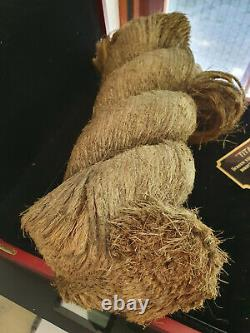 Extremely Rare! Titanic 1997 Original Screen Used Ship Deck Rope Movie Prop