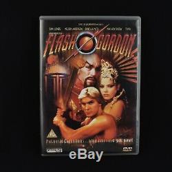 Flash Gordon (1980) Original Production Used Hawkman Grenade Prop + COA