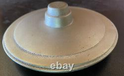 Flying Saucer model prop for Ed Wood movie HTF RARE Autographed Inscription
