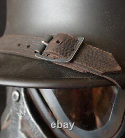 German helmet IRON SKY MOONTROOPER Rare version with all movie markings present