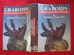 Graboids Movie Prop Book From Tremors 3 Back To Perfection 2001