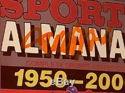 Gray's Sports Almanac (SCREEN USED) Back to the Future II Autographed by Cast