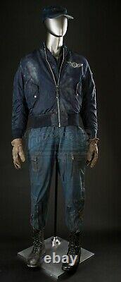 Guillermo Del Toro Pacific Rim Gipsy Danger Crew screen used movie prop costume