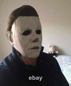 HALLOWEEN Movie Michael Myers SIGNED 1978 Original Costume Reproduction Film